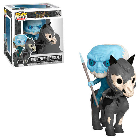 POP! Game of Thrones - White Walker on Horse (4502174302304)