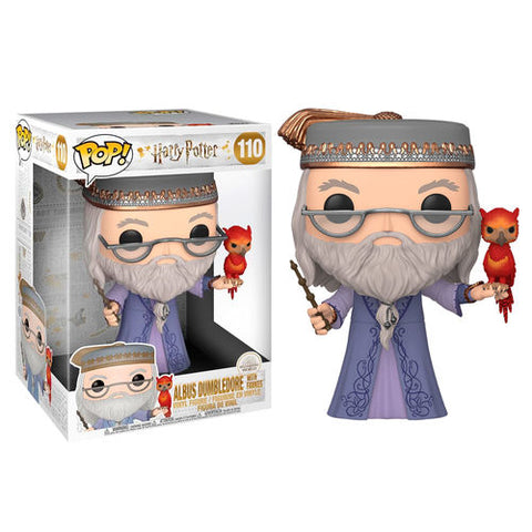 POP! Harry Potter - Dumbledore with Fawkes (4516515020896)