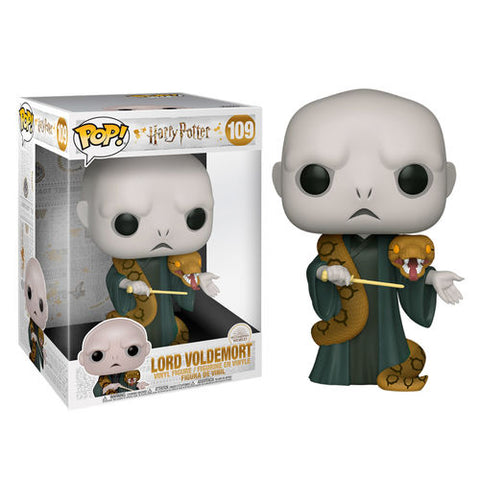 POP! Harry Potter - Voldemort with Nagini (4516499554400)