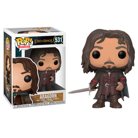 POP! Lord of the Rings – Aragorn (4502408167520)