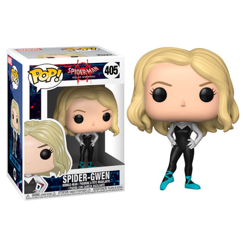 POP! Marvel Animated Spiderman- Spider-Gwen (4518116655200)