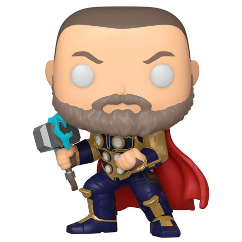 POP! Marvel Avengers Game - Thor Stark Tech Suit