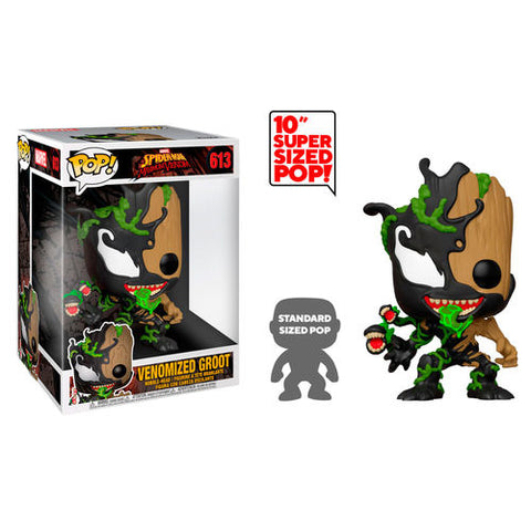 POP! Marvel Max- Venom Groot (4517857820768)