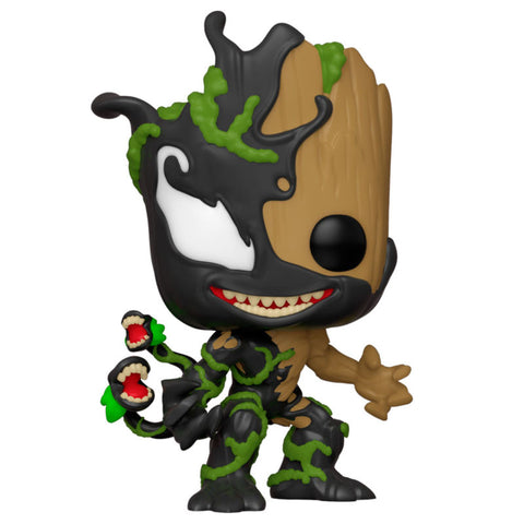POP! Marvel Venom - Venom Groot (4517883084896)