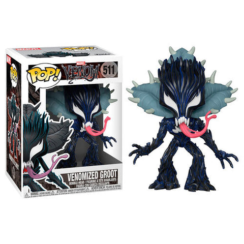 POP! Marvel Venom - Venomized Groot (4254148624480)