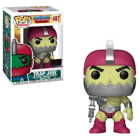 POP! Master Of The Universe - Trap Jaw Metallic Exclusive