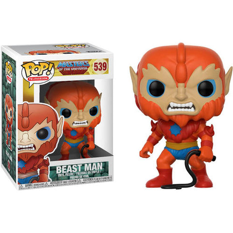 POP! Masters of the Universe - Beast Man