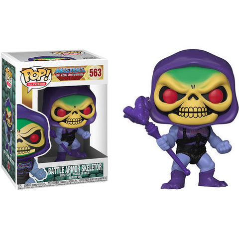 POP! Masters of the Universe - Skeletor with Battle Armor