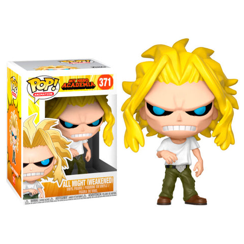 POP! My Hero Academia - All Might Weakened