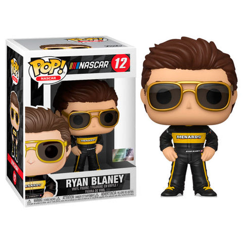 POP! NASCAR - Ryan Blaney (4502136127584)