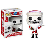 POP! Disney The Nightmare Before Christmas - Santa Jack Skellington (4502125641824)