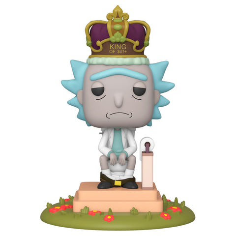 POP! Rick & Morty - King with Sound