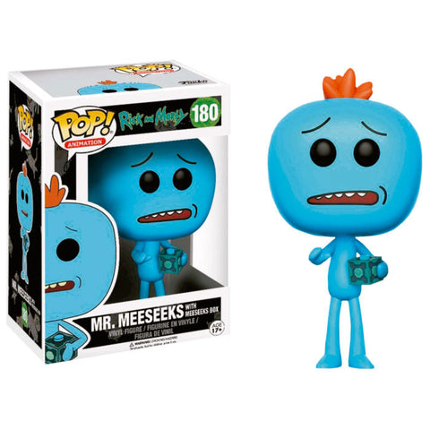 POP! Rick & Morty - Mr Meeseeks Exclusive