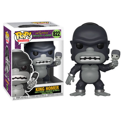 POP! The Simpsons - King Homer (4184174264416)