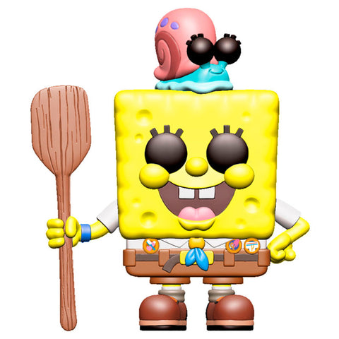 POP! SpongeBob in Camping Gear (4502049849440)