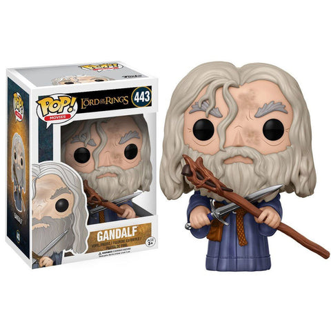 POP! Lord of the Rings – Gandalf (4502409019488)
