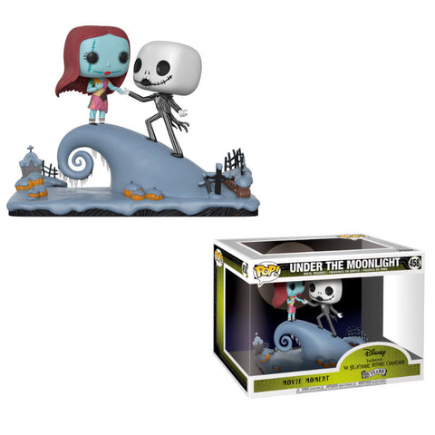 POP! Disney The Nightmare Before Christmas - Jack and Sally on the Hill (4502124232800)