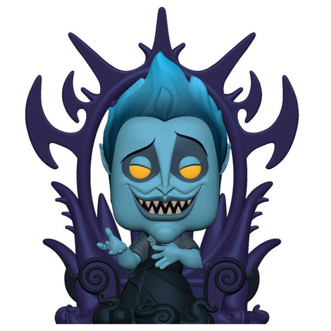 POP! Disney Villains - Hades on Throne
