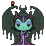 POP! Disney Villains - Maleficent with Throne