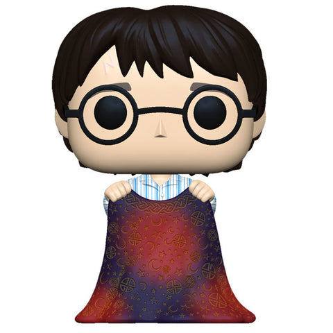 POP! Harry Potter - Harry with Invisibility Cloak