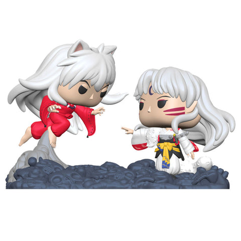 POP! Inuyasha - Inuyasha Vs. Sesshomaru