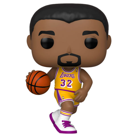 POP! NBA Legends - Magic Johnson Lakers home