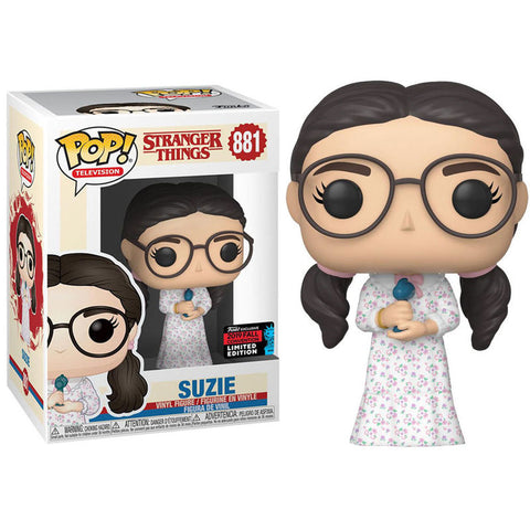 POP! Stranger Things - Suzie Exclusive