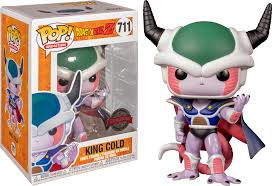 POP! Dragon Ball Z -  King Cold Special Edition