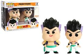 POP! Dragon Ball Z -  Failed Fusion