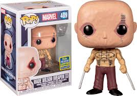 POP! Marvel X-Men Origins - Wade Wilson (Weapon XI)