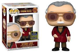 POP! Iron Man - Stan Lee Cameo