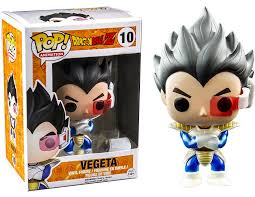 POP! Dragon Ball Z - Vegeta Metallic