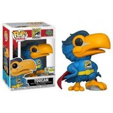 POP! Toucan with Cape
