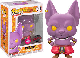 POP! Dragon Ball  Super -  Champa Flocked
