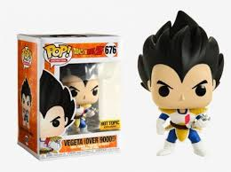 POP! Dragon Ball Z -  Vegeta Over 9000