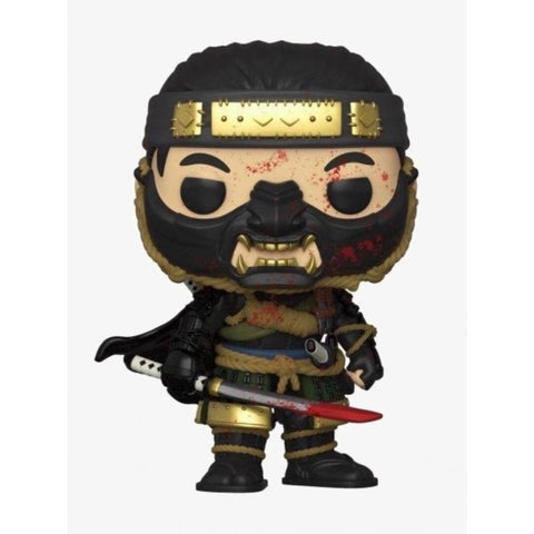 POP!  Ghost of Tsushima - Bloody Jin Sakai