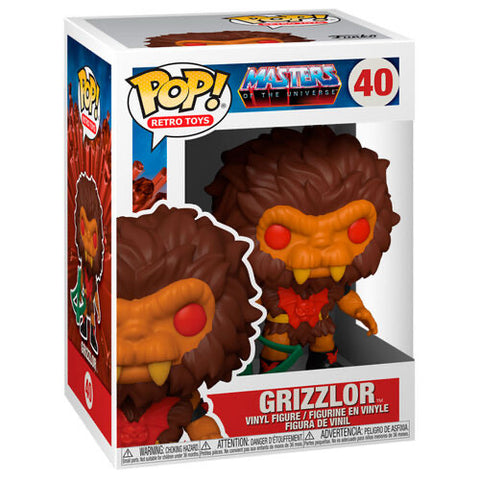 POP! Masters of the Universe- Grizzlor