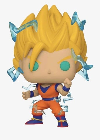 POP! Dragon Ball Z Goku w/Energy