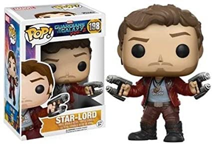 Pop! Marvel Guardians of the Galaxy V2 - Star Lord