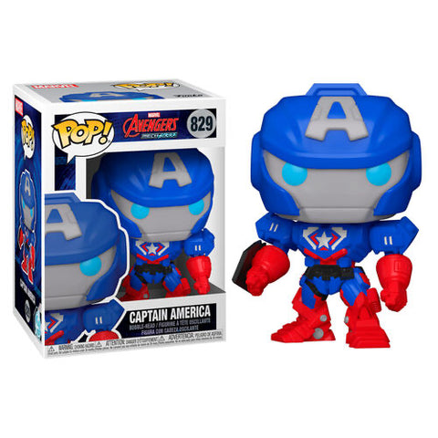 POP! Marvel Avengers Mech - Captain America