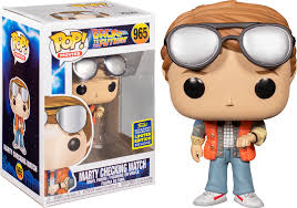 POP! Back To The Future - Marty checking Watch