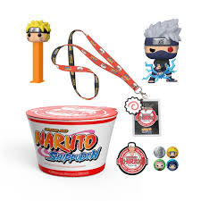 POP! Naruto Ramen Shop Box Gamestop Exclusive