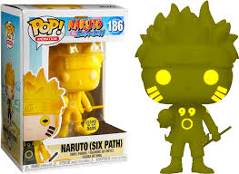 POP! Naruto Shippuden - Naruto SIx Path GITD