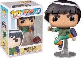 POP! Naruto Shippuden - Rock Lee