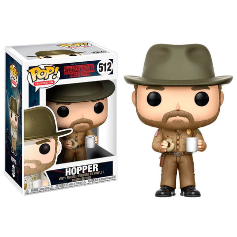 POP! Stranger Things - Hopper (2255766290528)