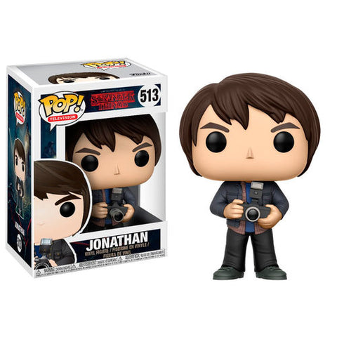 POP! Stranger Things - Jonathan (2255782805600)