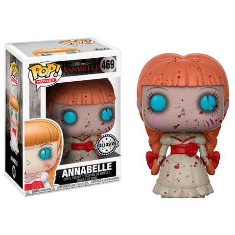 POP! Annabelle Bloody Exclusive (4298095394912)