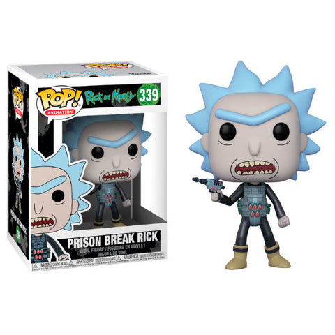 POP! Rick and Morty - Prison Break Rick (4332483772512)