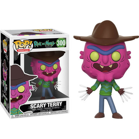 POP! Rick and Morty - Scary Terry