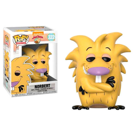 POP! Angry Beavers - Norbert